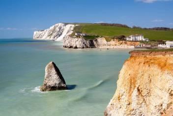 Isle of Wight Wanderreise
