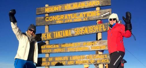 Kilimandscharo - Northern Circuit