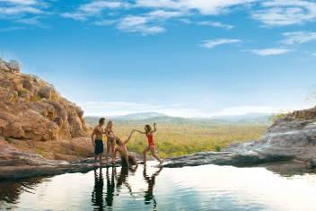 Von Darwin nach Alice Springs