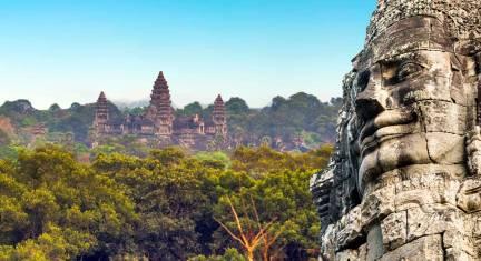 Kambodscha Reise für junge Leute