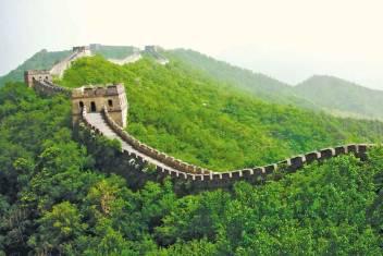 Von Shanghai nach Peking