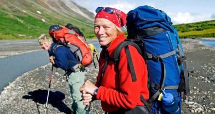 Stampeders Route - Trekking Chilkoot Trail