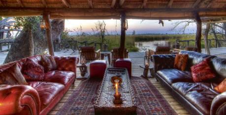 Naturparadiese Okavango Delta, Savuti & Chobe