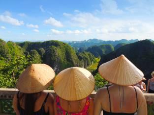 Ninh Binh Dragon Mountain Viewpoint