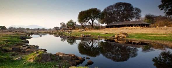 Flugsafari Ruaha Nationalpark