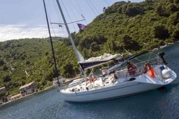 Kroatien Segeltörn - Von Split nach Dubrovnik