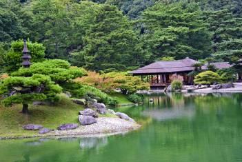Shikoku-Island-Takamatsu-Kuribayashi-Park