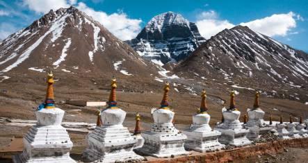 Kailash - Schneejuwel auf dem Dach der Welt