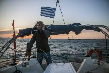 Griechenland Segeltour - Santorini nach Mykonos
