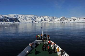 Südgeorgien, Malwinen & Antarktis Expeditionskreuzfahrt
