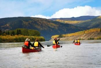 Yukon River - Kanutour intensiv