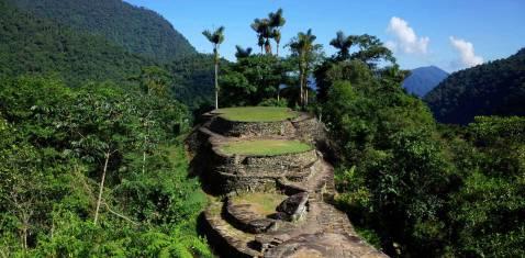 Ciudad Perdida Trekking - Wandern zur Verlorenen Stadt