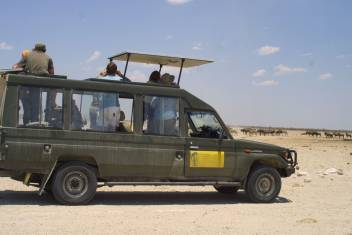 Familien Gästefarm Safari