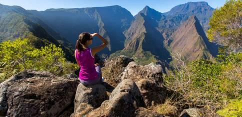 Reunion: Regenwald, Vulkane & Lagunen