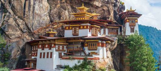 Trekking und Kultur im Königreich Bhutan