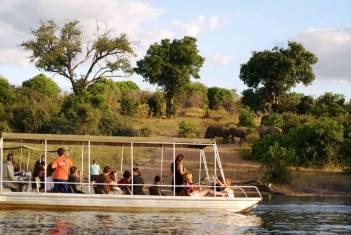 Safari durch das südliche Afrika