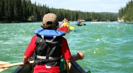Kanada Aktivreise - Rocky Mountains & Kanutour