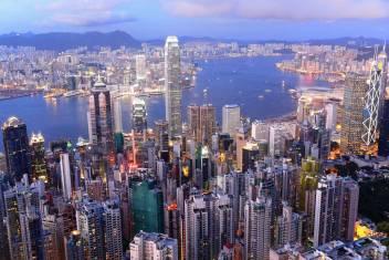 Fujian Adventure - Shanghai to Hongkong