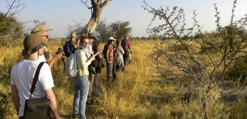 Simbabwe & Botswana Game Tracker