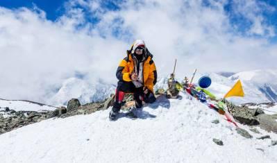 Pik Lenin Expedition (7.134 m)