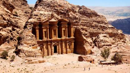 Highlights von Jordanien