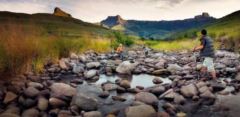 Lesotho, Drakensberge & Addo Nationalpark