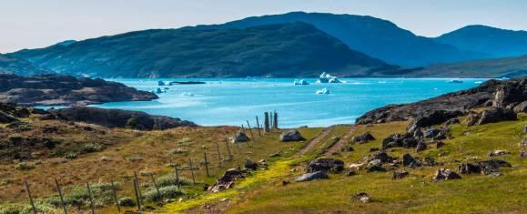 Grönland Aktivreise - Bike, Hike & Kayak