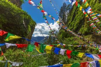 Bhutan - Druk Path Trek