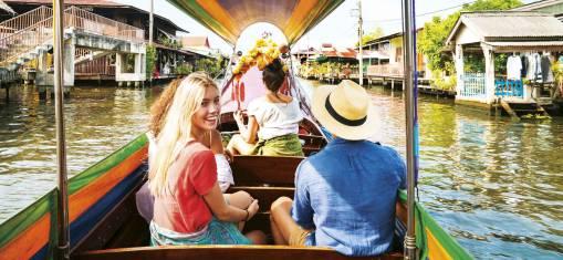 Vietnam von Süd nach Nord
