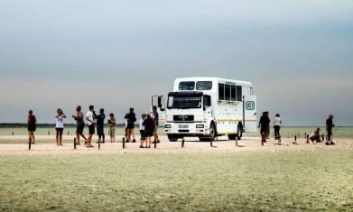 Von Nairobi nach Kapstadt
