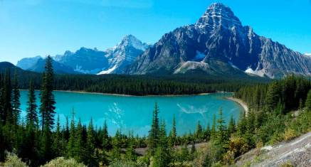 Wanderabenteuer in der kanadischen Wildnis