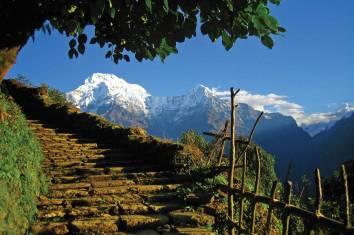 Erlebe Nepal