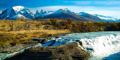 Torres del Paine - W Trek