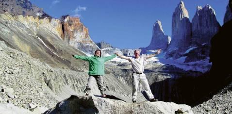 Roadtrip zu Patagoniens großartigen Nationalparks