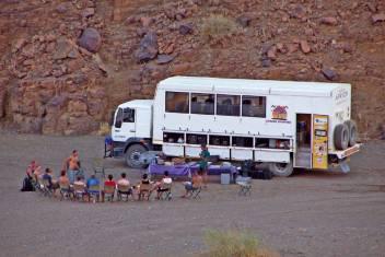 Cape Desert Safari (Süd)