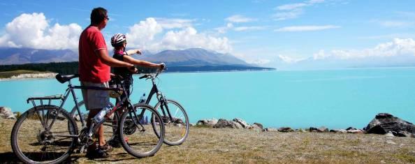 Radreise am schönsten Ende der Welt