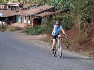Rund um den Kilimanjaro mit dem Fahrrad