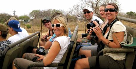 Das südliche Afrika entdecken