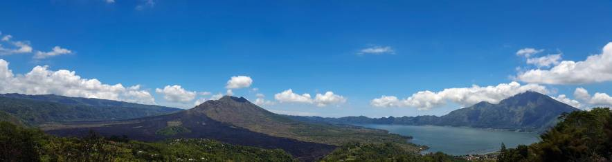 Mount Batur auf Bali