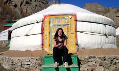 Mongolei Abenteuerreise