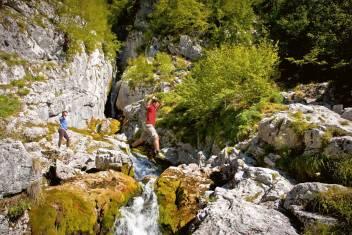 Slowenien - Vielfältiges Wanderparadies