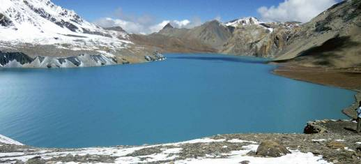 Trekking um die Annapurna mit Tilicho See