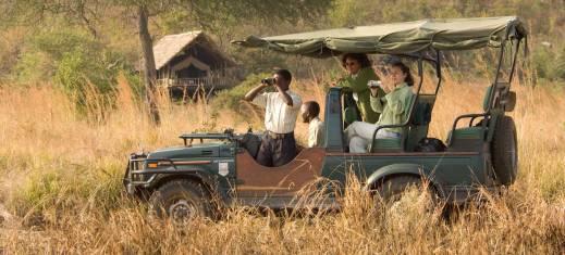 Naturreise in das wilde Herz Tansanias