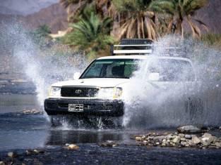 Nord-Oman off-road