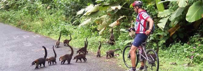 Radreise durch Mittelamerika