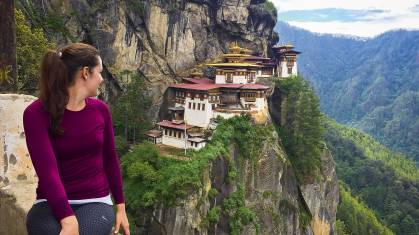 Bhutan Erlebnisreise