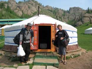 Mongolei entdecken