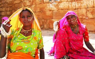 Begegnungen in Nordindien