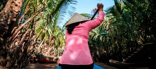 Unverfälschtes Leben in Indochina