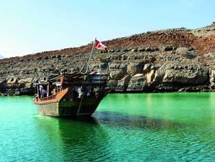 Musandam - Fjordwelt Arabiens
